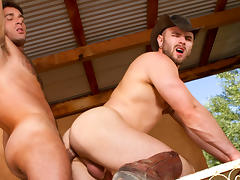 Sidewinder XXX Video: Nick Sterling, Armando De Armas tube porn video