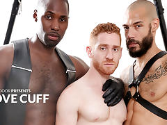Nubius & Dylan Henri & Leander in Cuff Love XXX Video - NextdoorEbony tube porn video