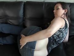 Jeans tube porn video