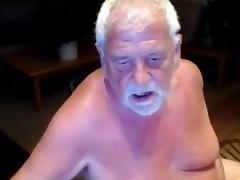 Grandpa play on cam tube porn video