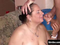 Busty german milf gets fucked tube porn video