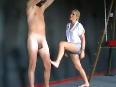 Female Domination,Female Kicking tube porn video