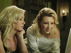 Lesbian UFO Hunters P1 tube porn video