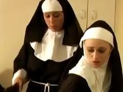 Naughty nuns tube porn video
