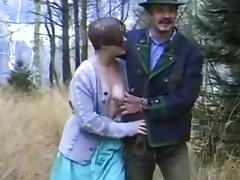 STP1 Pretty Teen Taken And Fucked In The Woods ! tube porn video