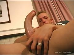 Monster Cock Daxter Jacking Off tube porn video
