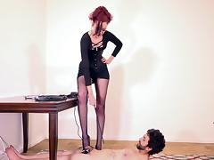 Pick Your Poison Fetish Theater Compilation 1 tube porn video