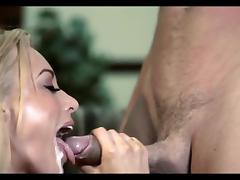 Kayden Kross Cumshot Compilation (60 cumshots) tube porn video