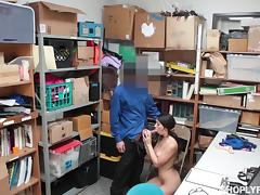 officer fucked her mouth brutally tube porn video