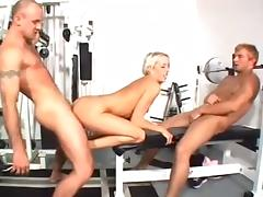 SR in a MMF Threesome tube porn video