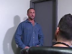 Exotic gay clip with Sex, Hunks scenes tube porn video