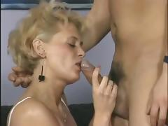 Naught German Mommy Classic tube porn video