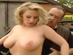 threesome on the farm tube porn video