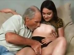 Dad Almost Catches Her Fucking uncle ! tube porn video