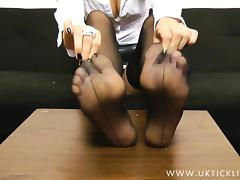 Jolies Ideal Feet In Stockings tube porn video