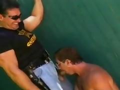 Wild cops tube porn video