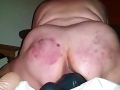 Fat Mom Humps Gigantic Dildo - An Old Friend 1 tube porn video