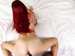 TLBC-  Australian Model Fucks Big Black Cock tube porn video