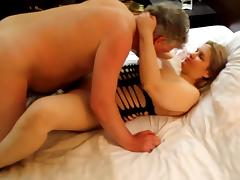 Russian MILF fucking cowgirl with Stuart Wilson tube porn video