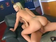 Amazing pornstar Brooke Banner in incredible cunnilingus, blowjob xxx scene tube porn video
