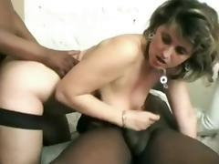 Horny Homemade movie with Stockings, Big Tits scenes tube porn video