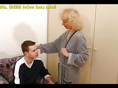 Slideshow with Finnish Captions: Mom Jarmila 2 tube porn video