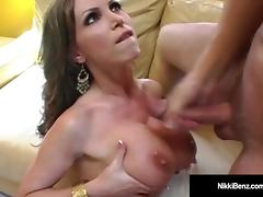 Penthouse Pet Nikki Benz Gets Pussy Banged By Alec Knight! tube porn video