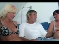 Two German Milf Fuck Young Boy With Big Dick tube porn video