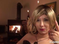 Sarah Dark Her Own Crossdressing ###sy tube porn video