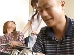 Group hardcore with horny nurses tube porn video