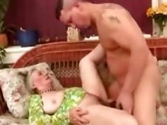 Crazy Homemade clip with BBW, Grannies scenes tube porn video