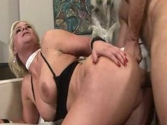 Naughty female player screws tube porn video