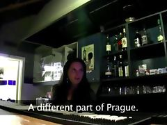Bargirl gives a public blowjob tube porn video