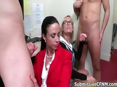 Horny office girls with nice asses part2 tube porn video