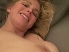Fat dick stuffs tight ass tube porn video