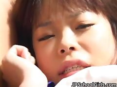 Super sexy japanese schoolgirls tube porn video