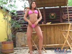 Zafira moans out loud tube porn video