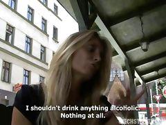 CZECH STREETS LUCKA tube porn video