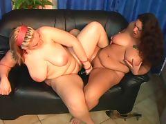 kiki bbw lesbians tube porn video