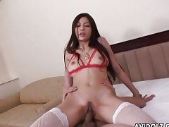 Beautiful Anri Suzuki anal sex tube porn video