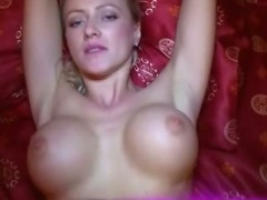 Sexy blonde Vicktoria sucking and fucking for money tube porn video