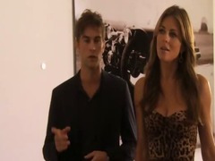 Elizabeth Hurley Gossip Girl tube porn video