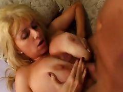 Busty Milf Anal tube porn video
