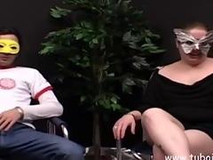 Moglie in carne Italian Amateur BBW tube porn video