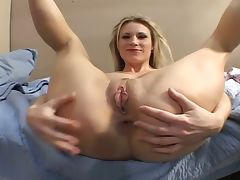 Pov of blonde whore buttfucked in prison tube porn video