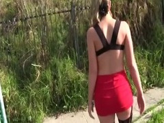 Kagney Linn Karter gangbanged by black cocks and bukkaked tube porn video