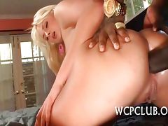 Hardcore interracial porn tube porn video