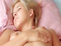 Cute panties and cunt masturbation tube porn video