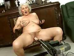 Granny like fuck machine tube porn video