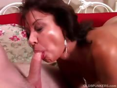 Very sexy MILF Vanessa Videl loves to fuck tube porn video